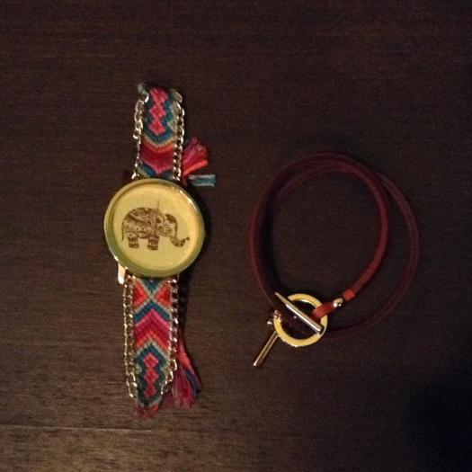 watch / bracelet